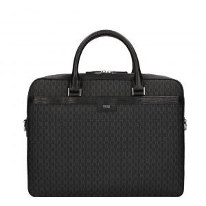 Hugo Boss Metropole S Document Case black Aktetas