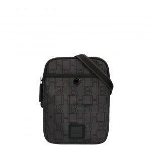 Hugo Boss Pixel Mini Pocket charcoal Herentas