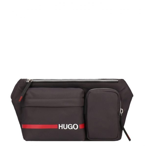 Hugo Boss Record RL Bumbag dark greyHeuptas