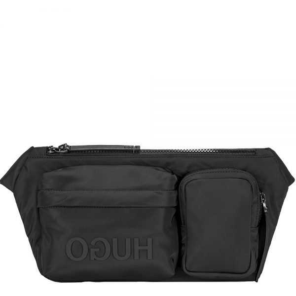 Hugo Boss Record Waist Bag blackHeuptas