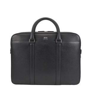 Hugo Boss Signature Workbag black Aktetas