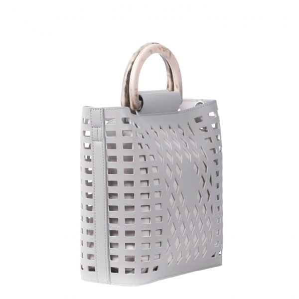 Inyati Darlin' Demi Tote Bag linnen grey Damestas