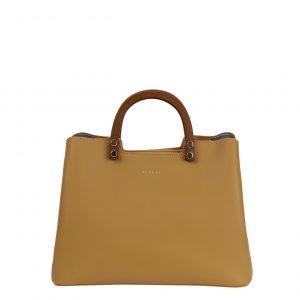 Inyati Inita Top Handle Bag camel Damestas