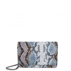 Inyati Lottie Crossbody blue snake Damestas