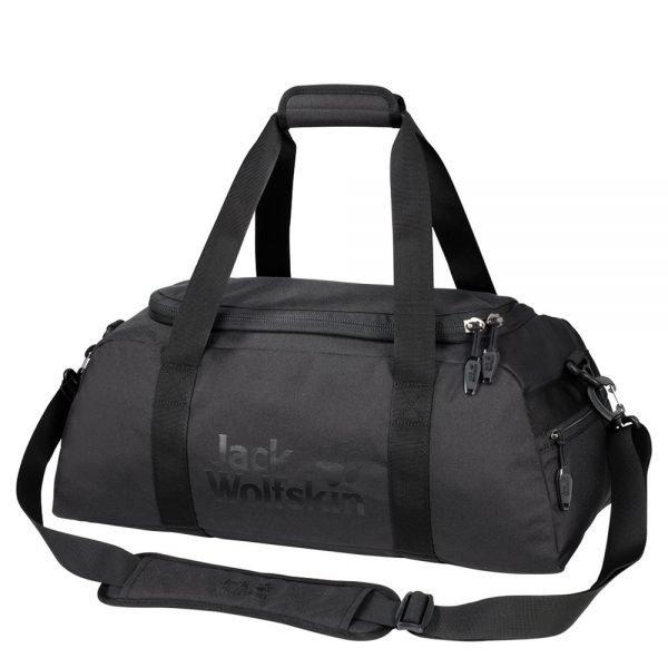 Jack Wolfskin Action Bag 25 black Trolley Weekendtas