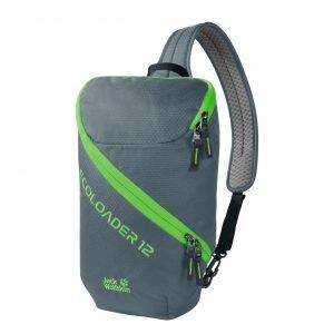 Jack Wolfskin Ecoloader 12 Bag storm grey backpack