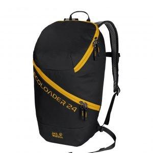 Jack Wolfskin Ecoloader 24 Bag black backpack