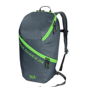 Jack Wolfskin Ecoloader 24 Bag storm grey backpack