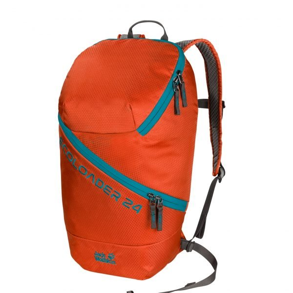 Jack Wolfskin Ecoloader 24 Bag wild brier backpack
