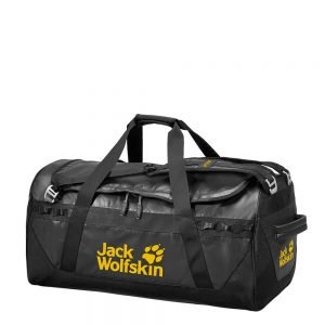 Jack Wolfskin Expedition Trunk 100 black Weekendtas