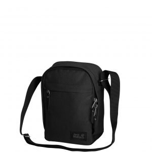 Jack Wolfskin Heathrow Crossbody ultra black Herentas