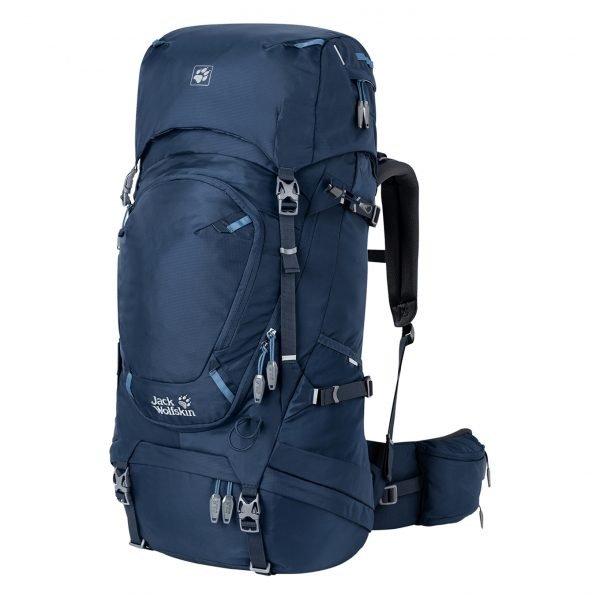 Jack Wolfskin Highland Trail 55 Women dark indigo backpack