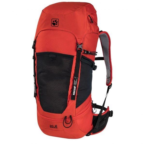 Jack Wolfskin Kalari Trail 36 lava red backpack