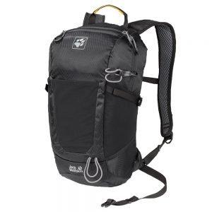 Jack Wolfskin Kingston 16 Pack black backpack