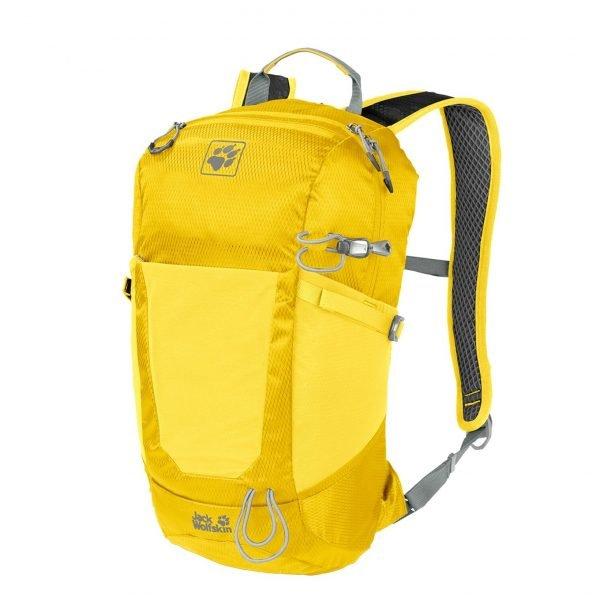 Jack Wolfskin Kingston 16 Pack dark sulphur backpack