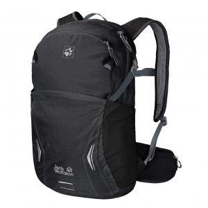 Jack Wolfskin Moab Jam 24 black backpack