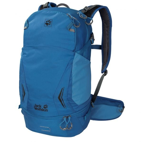 Jack Wolfskin Moab Jam 30 electric blue backpack