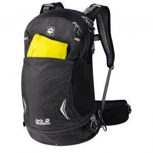 Jack Wolfskin Moab Jam 34 black backpack