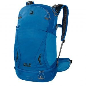 Jack Wolfskin Moab Jam 34 electric blue backpack