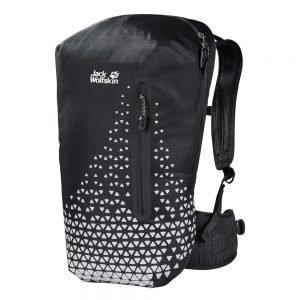 Jack Wolfskin Nighthawk 22 Pack reflective grid backpack
