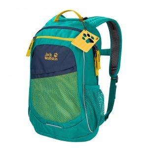 Jack Wolfskin Track Jack Rugzak green ocean backpack