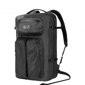Jack Wolfskin Triaz 32 + 8 Backpack black backpack