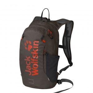Jack Wolfskin Velo Jam 15 brownstone backpack