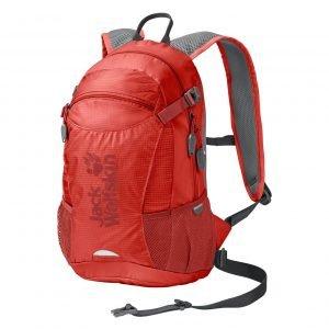 Jack Wolfskin Velocity 12 Rugzak lava red backpack