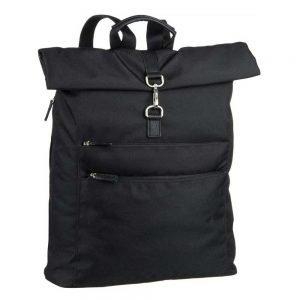 Jost Bergen Courier Bag black Damestas