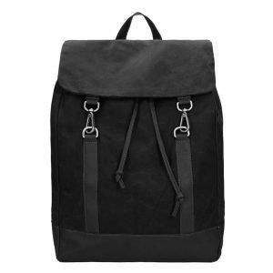 Jost Goteborg Drawstring Backpack black2 backpack