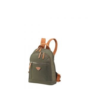 Jump Cassis Riviera Backpack S olive Rugzak