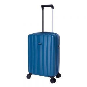 Jump Tanoma PP Ultralight Trolley 55 Exp petrol blue Harde Koffer
