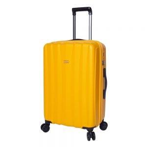 Jump Tanoma PP Ultralight Trolley 65 Exp amber Harde Koffer