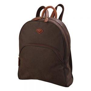 Jump Uppsala Teardrop Backpack chocolate Rugzak