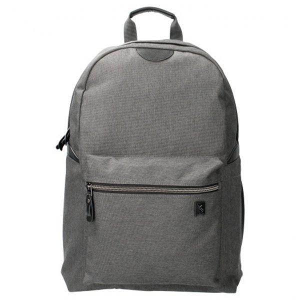 Kidzroom Friendly Diaper Backpack grey Luiertas