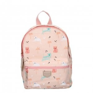 Kidzroom Mini Rugzak peach Kindertas