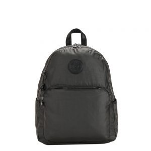 Kipling Citrine BP Rugzak black metallic backpack