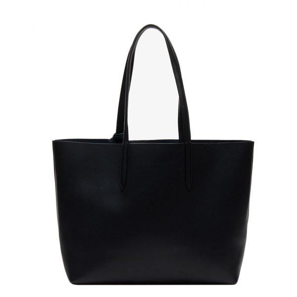 Lacoste Ladies Shopping Bag black Damestas