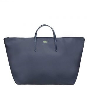 Lacoste Ladies Travel Shopping Bag eclipse