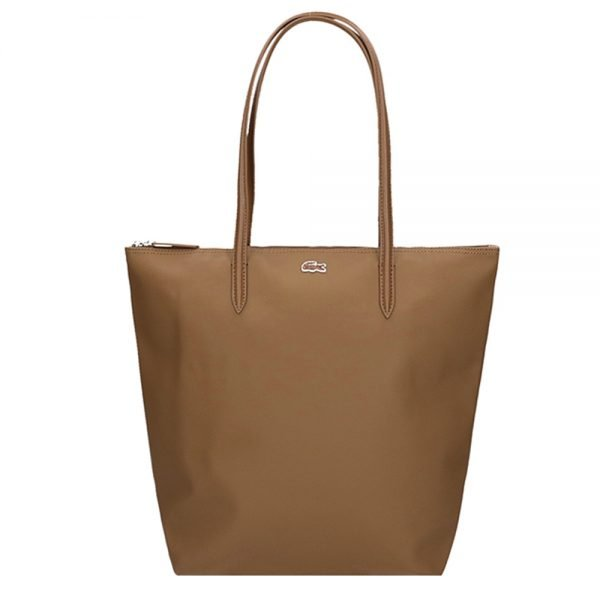 Lacoste Ladies Vertical Shopping Bag ermine
