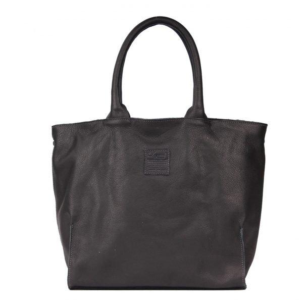 Legend Bardot Shopper black Damestas