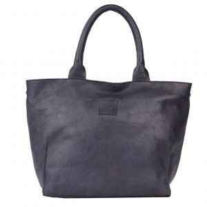 Legend Bardot Shopper navy Damestas