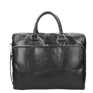 Leonhard Heyden Cambridge Briefcase L black