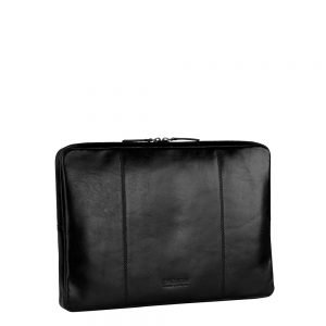 Leonhard Heyden Cambridge Laptopsleeve M black Laptopsleeve