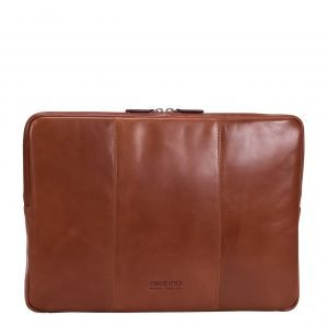 Leonhard Heyden Cambridge Laptopsleeve M cognac Laptopsleeve