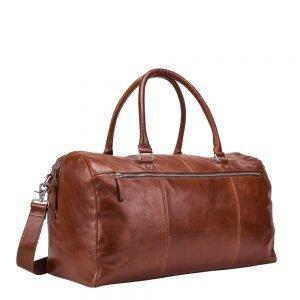 Leonhard Heyden Cambridge Travel Bag cognac Herentas