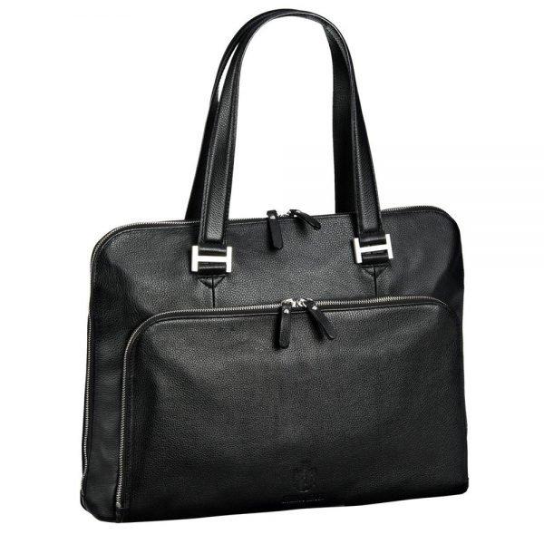 Leonhard Heyden Montpellier Ladies Business Bag black