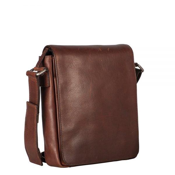 Leonhard Heyden Roma Shoulderbag S Tablet brown Herentas