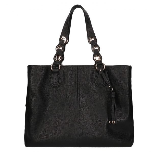 Liu Jo Boston Bag L black Damestas