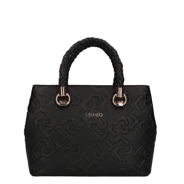 Liu Jo Boston Bag black Damestas